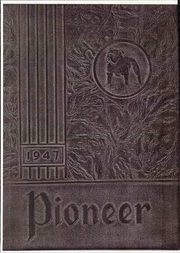 1947 Edition, Poland Seminary High School - Pioneer Yearbook (Poland, OH)