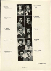 Page 13, 1947 Edition, Poland Seminary High School - Pioneer Yearbook (Poland, OH) online yearbook collection