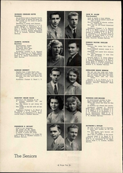 Page 16, 1947 Edition, Poland Seminary High School - Pioneer Yearbook (Poland, OH) online yearbook collection