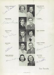 Page 11, 1948 Edition, Poland Seminary High School - Pioneer Yearbook (Poland, OH) online yearbook collection