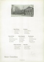 Page 12, 1948 Edition, Poland Seminary High School - Pioneer Yearbook (Poland, OH) online yearbook collection