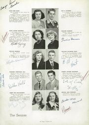 Page 16, 1948 Edition, Poland Seminary High School - Pioneer Yearbook (Poland, OH) online yearbook collection