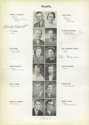 Page 10, 1952 Edition, Poland Seminary High School - Pioneer Yearbook (Poland, OH) online yearbook collection