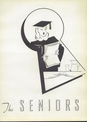 Page 11, 1952 Edition, Poland Seminary High School - Pioneer Yearbook (Poland, OH) online yearbook collection