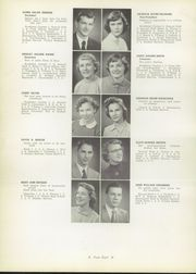Page 12, 1952 Edition, Poland Seminary High School - Pioneer Yearbook (Poland, OH) online yearbook collection