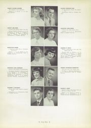 Page 13, 1952 Edition, Poland Seminary High School - Pioneer Yearbook (Poland, OH) online yearbook collection