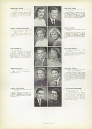 Page 14, 1952 Edition, Poland Seminary High School - Pioneer Yearbook (Poland, OH) online yearbook collection