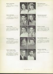 Page 16, 1952 Edition, Poland Seminary High School - Pioneer Yearbook (Poland, OH) online yearbook collection