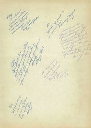 Page 3, 1952 Edition, Poland Seminary High School - Pioneer Yearbook (Poland, OH) online yearbook collection