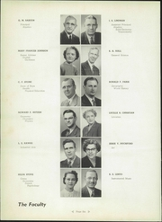 Page 10, 1953 Edition, Poland Seminary High School - Pioneer Yearbook (Poland, OH) online yearbook collection