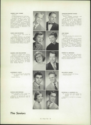 Page 14, 1953 Edition, Poland Seminary High School - Pioneer Yearbook (Poland, OH) online yearbook collection