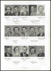 Page 11, 1957 Edition, Poland Seminary High School - Pioneer Yearbook (Poland, OH) online yearbook collection