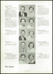 Page 14, 1957 Edition, Poland Seminary High School - Pioneer Yearbook (Poland, OH) online yearbook collection