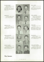 Page 16, 1957 Edition, Poland Seminary High School - Pioneer Yearbook (Poland, OH) online yearbook collection