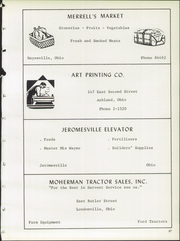 Page 91, 1959 Edition, Hayesville High School - Panthonian Yearbook (Hayesville, OH) online yearbook collection