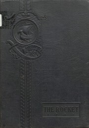 1933 Edition, Rockford High School - Rocket Yearbook (Rockford, OH)