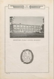 Page 12, 1933 Edition, Rockford High School - Rocket Yearbook (Rockford, OH) online yearbook collection