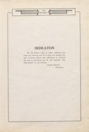 Page 9, 1933 Edition, Rockford High School - Rocket Yearbook (Rockford, OH) online yearbook collection