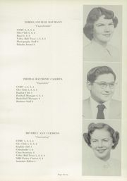 Page 11, 1952 Edition, Piqua Catholic High School - Picada Yearbook (Piqua, OH) online yearbook collection