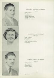 Page 12, 1952 Edition, Piqua Catholic High School - Picada Yearbook (Piqua, OH) online yearbook collection