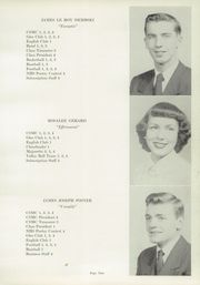Page 13, 1952 Edition, Piqua Catholic High School - Picada Yearbook (Piqua, OH) online yearbook collection