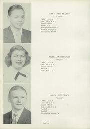 Page 14, 1952 Edition, Piqua Catholic High School - Picada Yearbook (Piqua, OH) online yearbook collection