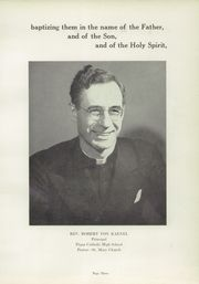 Page 7, 1952 Edition, Piqua Catholic High School - Picada Yearbook (Piqua, OH) online yearbook collection