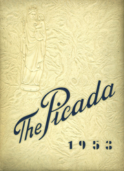 1953 Edition, Piqua Catholic High School - Picada Yearbook (Piqua, OH)