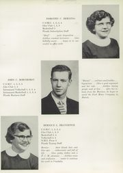 Page 15, 1953 Edition, Piqua Catholic High School - Picada Yearbook (Piqua, OH) online yearbook collection