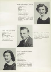 Page 17, 1953 Edition, Piqua Catholic High School - Picada Yearbook (Piqua, OH) online yearbook collection