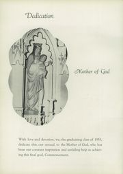 Page 6, 1953 Edition, Piqua Catholic High School - Picada Yearbook (Piqua, OH) online yearbook collection