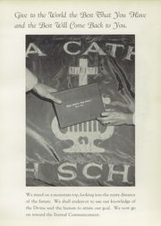 Page 7, 1953 Edition, Piqua Catholic High School - Picada Yearbook (Piqua, OH) online yearbook collection