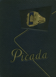 1955 Edition, Piqua Catholic High School - Picada Yearbook (Piqua, OH)