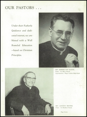 Page 11, 1960 Edition, Piqua Catholic High School - Picada Yearbook (Piqua, OH) online yearbook collection