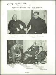 Page 12, 1960 Edition, Piqua Catholic High School - Picada Yearbook (Piqua, OH) online yearbook collection
