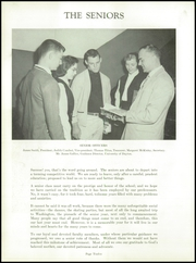 Page 16, 1960 Edition, Piqua Catholic High School - Picada Yearbook (Piqua, OH) online yearbook collection