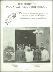 Page 8, 1960 Edition, Piqua Catholic High School - Picada Yearbook (Piqua, OH) online yearbook collection