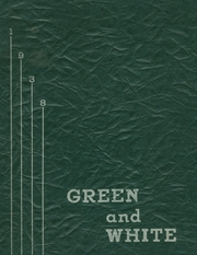 1938 Edition, Green Springs High School - Green and White Yearbook (Green Springs, OH)