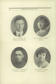 Page 12, 1924 Edition, Grand Rapids High School - Pirate Yearbook (Grand Rapids, OH) online yearbook collection