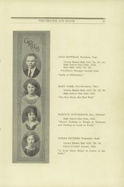 Page 13, 1924 Edition, Grand Rapids High School - Pirate Yearbook (Grand Rapids, OH) online yearbook collection