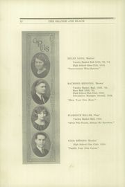 Page 14, 1924 Edition, Grand Rapids High School - Pirate Yearbook (Grand Rapids, OH) online yearbook collection