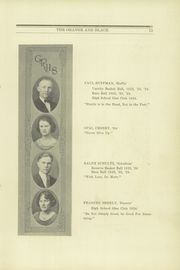 Page 15, 1924 Edition, Grand Rapids High School - Pirate Yearbook (Grand Rapids, OH) online yearbook collection