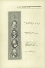 Page 16, 1924 Edition, Grand Rapids High School - Pirate Yearbook (Grand Rapids, OH) online yearbook collection
