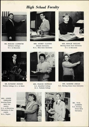 Page 13, 1966 Edition, Grand Rapids High School - Pirate Yearbook (Grand Rapids, OH) online yearbook collection