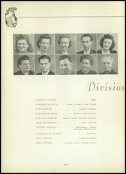 Page 12, 1945 Edition, Shreve High School - Trojan Yearbook (Shreve, OH) online yearbook collection