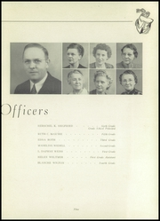 Page 13, 1945 Edition, Shreve High School - Trojan Yearbook (Shreve, OH) online yearbook collection