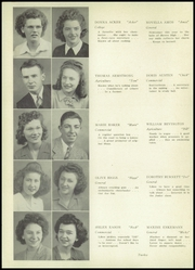Page 16, 1945 Edition, Shreve High School - Trojan Yearbook (Shreve, OH) online yearbook collection