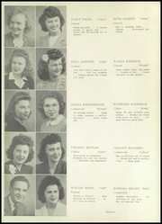 Page 17, 1945 Edition, Shreve High School - Trojan Yearbook (Shreve, OH) online yearbook collection