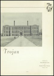 Page 7, 1945 Edition, Shreve High School - Trojan Yearbook (Shreve, OH) online yearbook collection