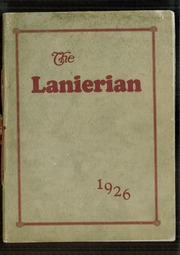 Page 1, 1926 Edition, Lanier Township High School - Lanierian Yearbook (West Alexandria, OH) online yearbook collection